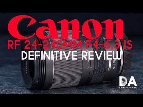 External Review Video _GjruRTqtwM for Canon RF 24-240mm F4-6.3 IS USM Lens