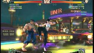 Gambar cover SSFIVAE: Ryu (NIJIIRO BUS) vs. Juri (mktn360) SD