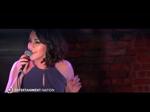 Maria J Jazz Singer Video
