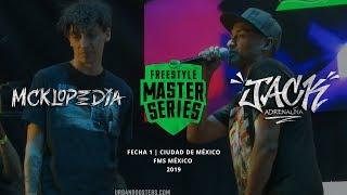 MCKLOPEDIA VS JACK FMS MÉXICO JORNADA 1 OFICIAL - Temporada 2019.