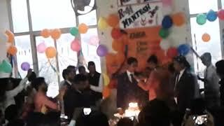 DBA NEW MARQUSE MD. MUSTAFA G Celebrate CAKE AND BAITCH CEREMONY 2017