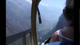 preview picture of video 'Helikoptertur og trekking i Langtang, Nepal'
