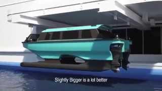 ACURY Mega Yacht Tender 9.5m