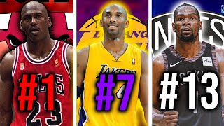 Ranking the Top 30 NBA Players of ALL-TIME