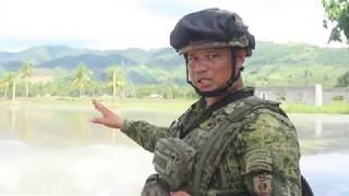 Combat Operation in Datu Paglas