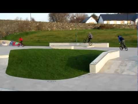Westport Skate Park 1.2.2012