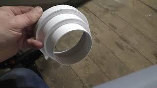 Новый способ отопления гаража. Автономный отопитель из Китая.