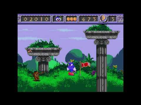 Firestock's Sega Genesis Showcase: Izzy's Quest for the Olympic Rings