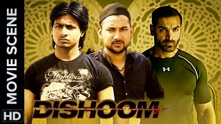 Dishoom (2016) | John Abraham | Varun dhawan | dishoom movie spoof | John Abraham fight scene