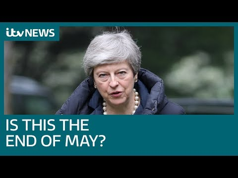Pressure builds on Theresa May to resign | ITV News