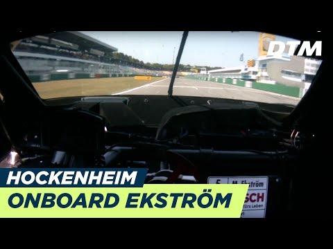 DTM Hockenheim 2018 - Mattias Ekström (Audi RS5 DTM) - RE-LIVE Onboard (Race 1)