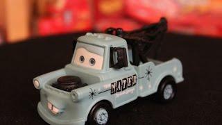 Mattel Disney Cars Rollin' Bowlin' Mater Die-cast