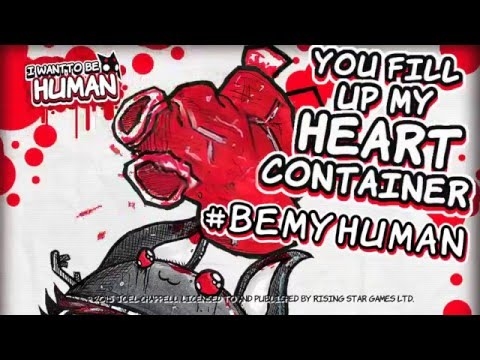 I Want To Be Human Valentine's Trailer #BeMyHuman thumbnail