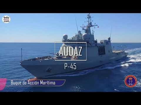 Hacienda autoriza la construcción del BAM-IS de la Armada por 167 millones