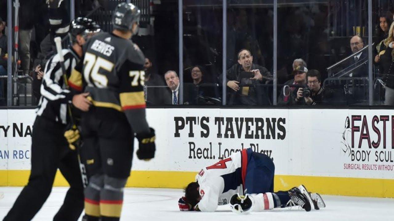 Зубодробительные хиты НХЛ