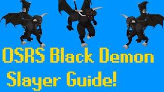 black demon osrs slayer guide - मुफ्त ऑनलाइन वीडियो