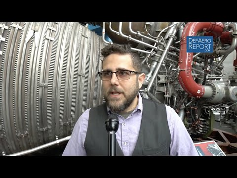 US Space & Rocket Center's Stewart on Apollo Legacy, Museum's Collection