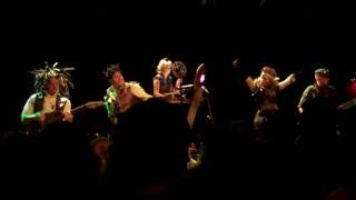 Abney Park - Post Apocalypse Punk (Live) April 11, 2010