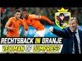 ANALYSE: Wie Wordt De Rechtsback Van Oranje?