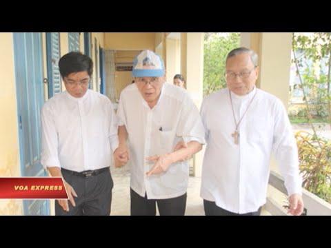 Linh mục Nguyễn Văn Lý được trả tự do