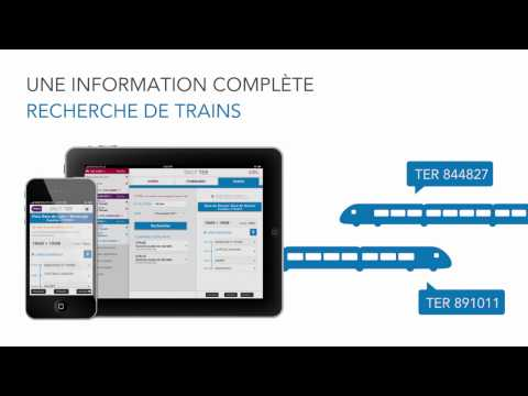 Video of SNCF TER Mobile