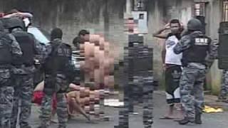 preview picture of video 'GRE - Rebelião em Ibirité resolvida com negociações - parte 02'