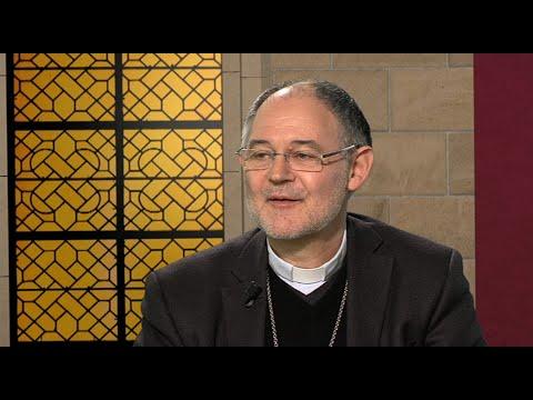 Mgr Jean-Luc Bouilleret - Diocèse de Besançon