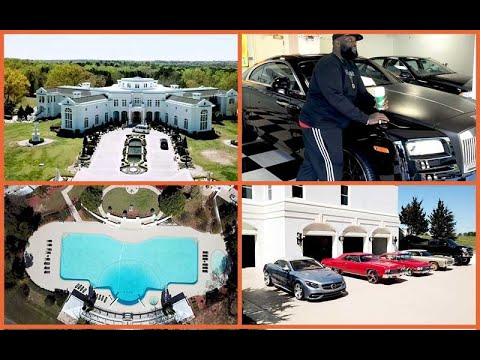 Rick Ross' 109-roomed mansion on 250 acres of land