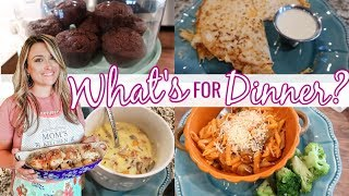 💥NEW!   WHAT'S FOR DINNER | FALL COMFORT FOODS | EASY DINNER IDEAS | Cook Clean And Repeat
