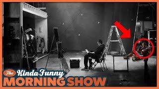 Avengers 4 Teaser Image Dissected (w/Brandon Jones) - The Kinda Funny Morning Show 09.20.18