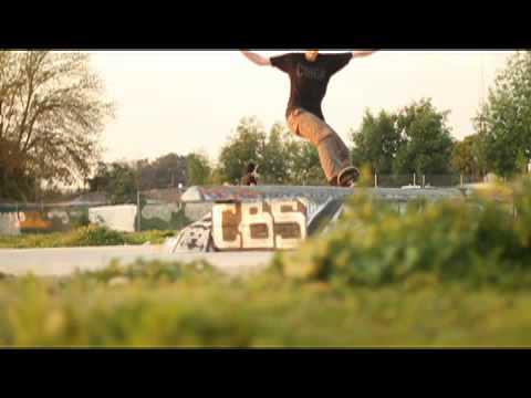 John Fitzgerald Skateboarding Canon 7D HD test