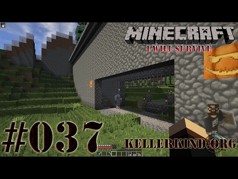 Minecraft: I will survive #037 - Ein Tor für die Mauer ★ EmKa plays Minecraft [HD|60FPS]