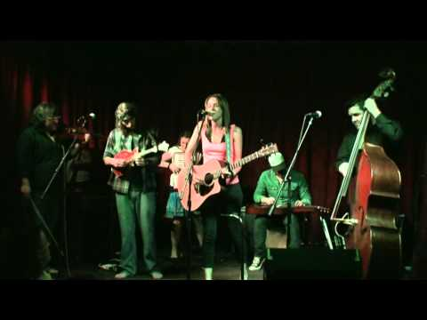 Salty Suites perform Hallelujah at Zoeys at the CD release party