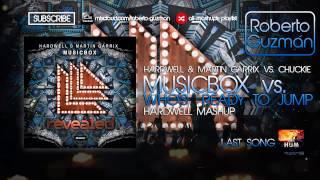 Hardwell & Martin Garrix vs Chuckie - Musicbox vs. Who's Ready To Jump (Hardwell Mashup)