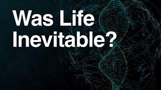 Was Life Inevitable?