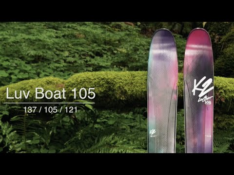 K2 Women's Luv Boat