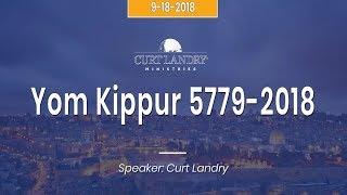 Yom Kippur 9-18-2018