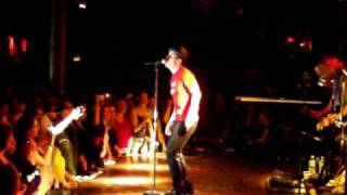 Joey McIntyre - If I Run Into You - the Paradise - Boston, MA 1/14/10