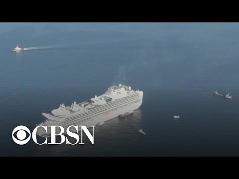 Coronavirus prompts worries about  international cruise ships