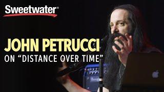 "John Petrucci Dives Into Dream Theater's Album ""Distance Over Time"""