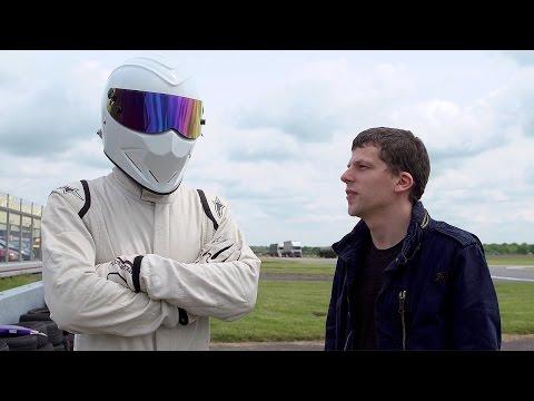 Jesse Eisenberg & Gordon Ramsay (Star In A Rallycross Car) | Top Gear | BBC
