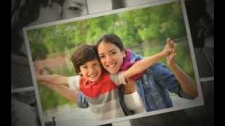 """""""Bubbly"""" Nick & Mommy"""