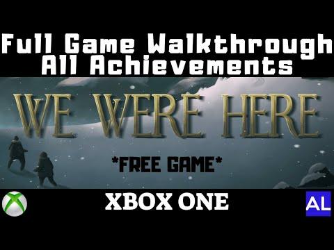 We Were Here (Xbox One) Achievement Walkthrough - FREE GAME