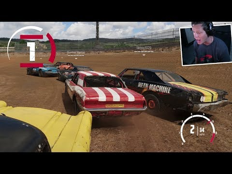 Wreckfest - Part 1 - THIS GAME IS CRAZY