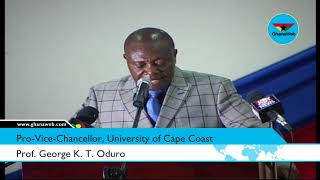 UCC Pro-Vice Chancellor calls for academic freedom to be entrenched