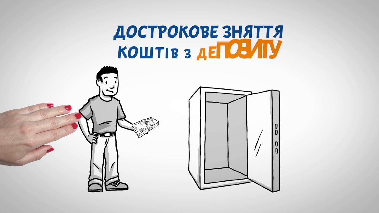 Видеоролик «Депозитный договор без тайн»