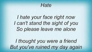 Archive - Hate Lyrics
