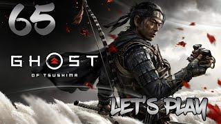 Ghost Of Tsushima - Lets Play Part 65: The Sister Betrayed