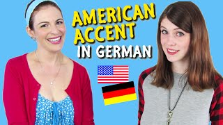 How to do an American Accent in German - feat. Dana (WantedAdventure) - dooclip.me