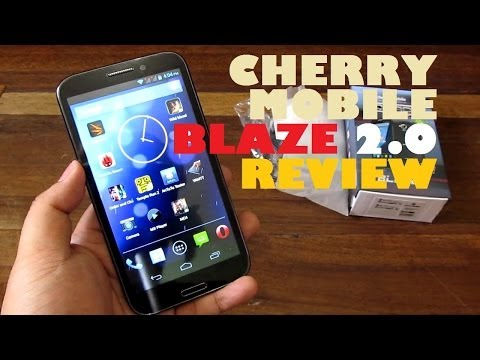 """Cherry Mobile Blaze 2.0 Review - 5.7"""" Quad-Core Phablet With 12MP BSI Camera For PHP 7,999"""